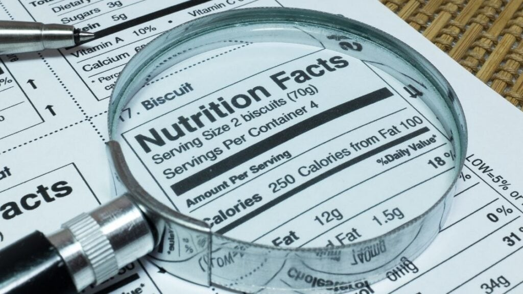 Coco Rico Nutrition Facts