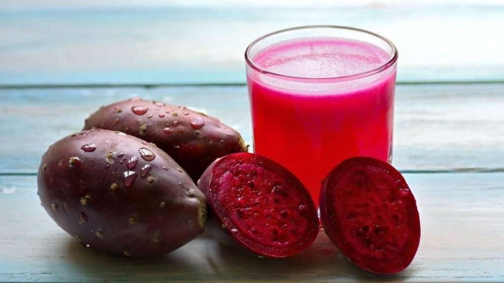 How to Make Prickly Pear Juice and Tea