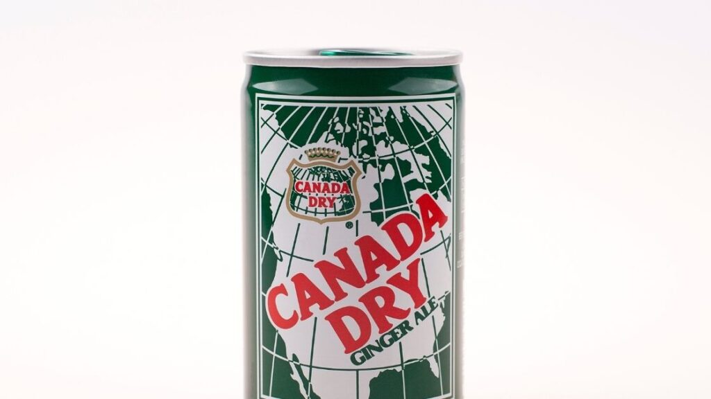 Is Canada Dry Ginger Ale Made with Real Ginger