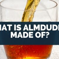 What is Almdudler Made of