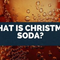 What is Christmas Soda