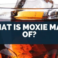 What is Moxie Made of